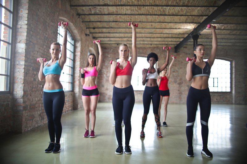 Group Fitness & Private Group